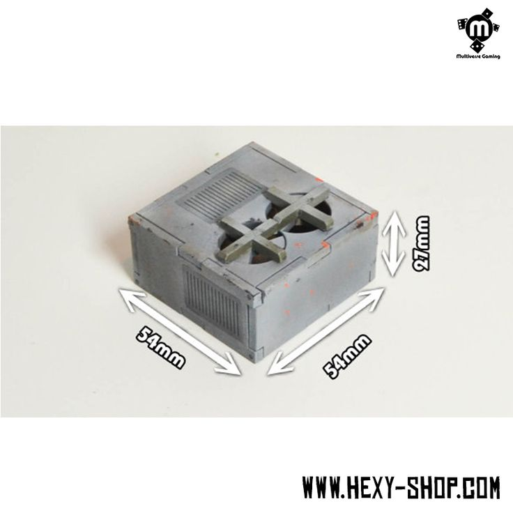 Aircon Units (x3) – Hexy Shop