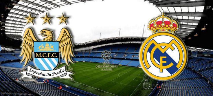 Манчестер Сити - Реал  0:0