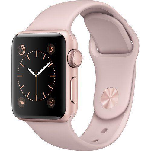 Apple Watch Series 2 Smartwatch 38mm Rose Gold in 2020