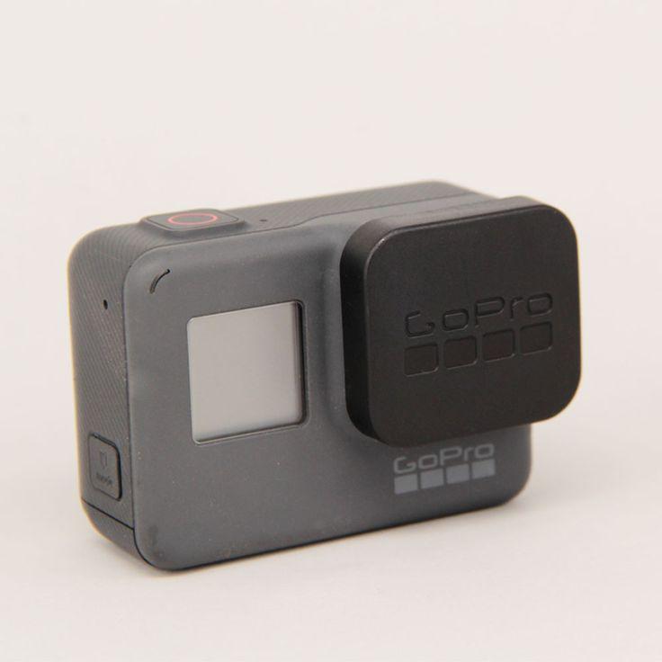 Zjm gopro 5 accesorios gopro hero 5 lente protección de la cubierta tapa para go pro 5 cámara de acción gopro hero 5 negro accesorios