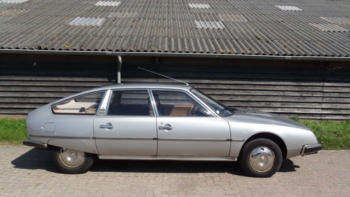 Citroen - CX 2000 Pallas - 1977
