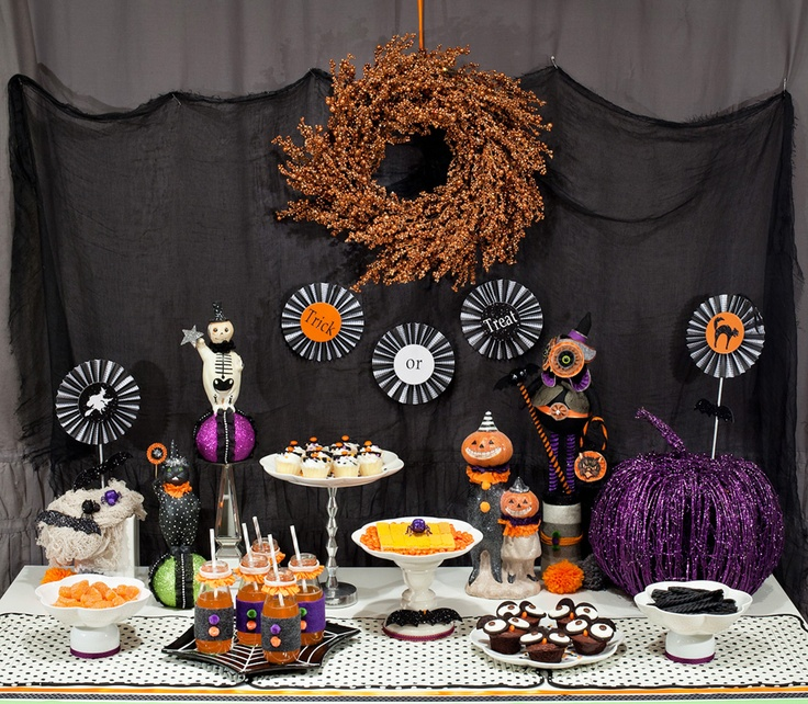 homegoods halloween decorating ideashalloween party ideasvintage