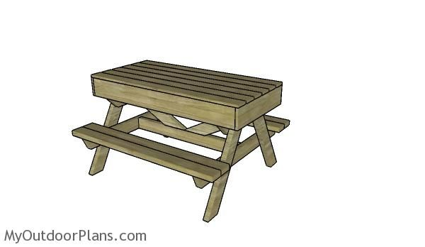 ... Kids Picnic Table, Children's Picnic Table and Toddler Picnic Table