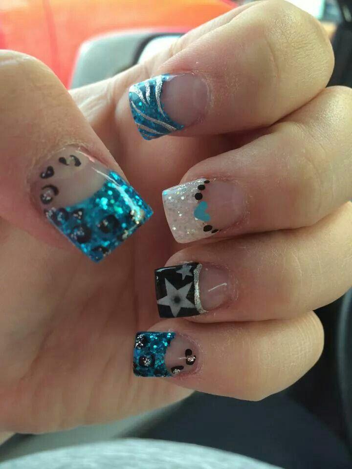61 best fake nails images on Pinterest | Make up looks, Nail design ...