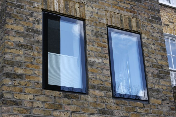 Flushed Glazed Opening Windows Set Flush In Brick Www