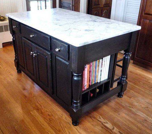 Kitchen Island Table Granite: Kitchen Tables, Kind Of And Ft Island