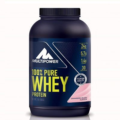 Multipower % 100 Pure Whey Protein 900 gr