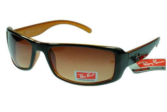 Magasin Active Lifestyle New RB4216 Ray Ban Soldes Sunglasses Black Deep Brown Tawny objectif Hot9222 Outlet en ligne