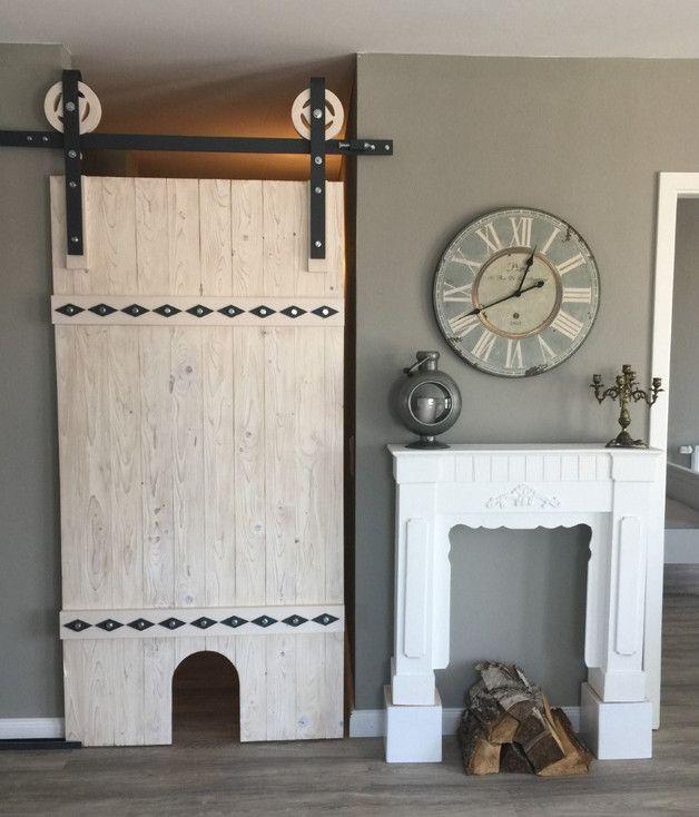 Tür,Tür Holz,Vintage Tür,Raumteiler,Schiebesystem