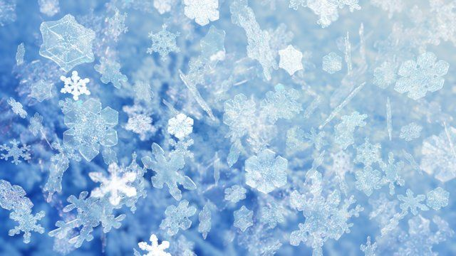 Video backgrounds - http://www.alunablue.com - royalty free stock footage for broadcast, corporate promotions, video projection and all multimedia productions.   Snowflakes 100: Snowflakes falling (Loop).   A Luna Blue Stock Video.  Imagery for Your Imagination.