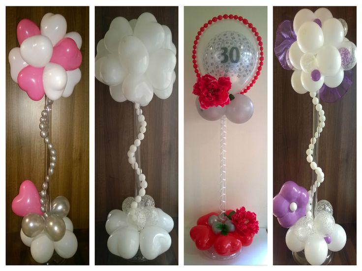#balloons #dublin #balloondecor #tablecentrepieces