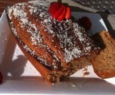 Recipe Strawberry & Coconut Bread by Nettie Noodle - Recipe of category Baking - sweet