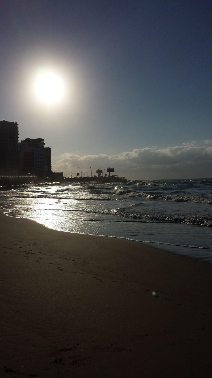 Sidi Beshr Beach - Alexandria (Egypt)