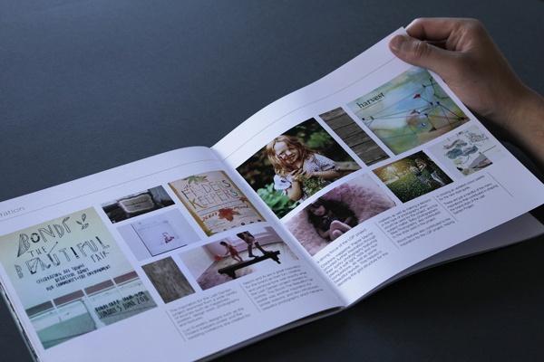 The Last Garden Project by Camilla Cornwell, via Behance