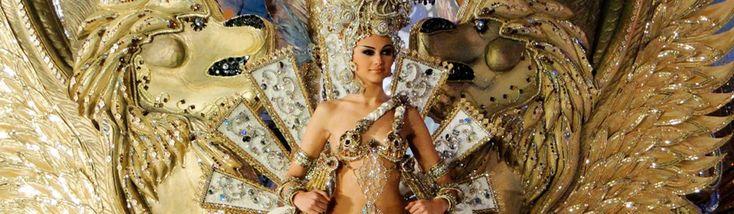 Carnaval de Tenerife - España Fascinante
