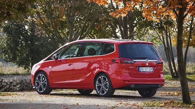 Opel Zafira Tourer BiTurbo http://www.autorevue.at/aktuell/opel-zafira-tourer-biturbo-news-testbericht.html