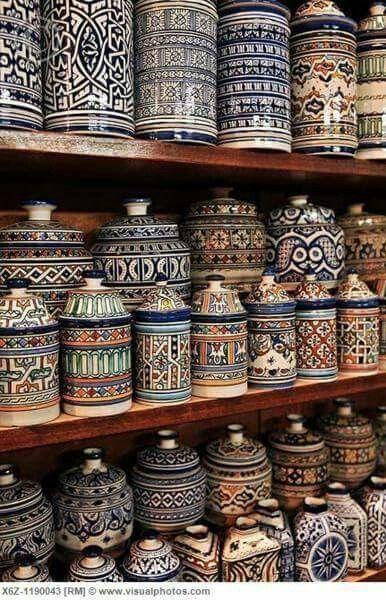 Moroccan Handicrafts