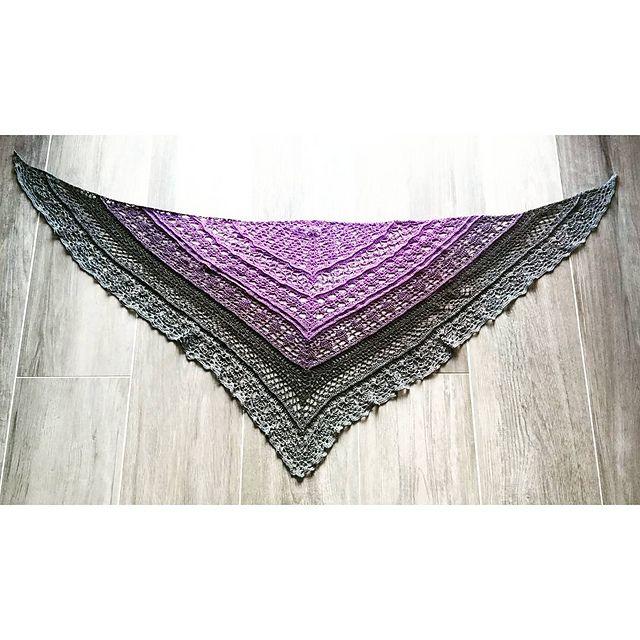Ravelry: Edlothia, free crochet pattern by Jasmin Räsänen, wrap, shawl, #haken, gratis patroon (Engels), omslagdoek, #haakpatroon