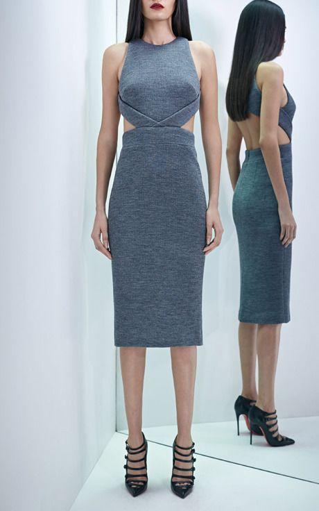 Cushnie et Ochs Pre-Fall 2015 Trunkshow Look 16 on Moda Operandi