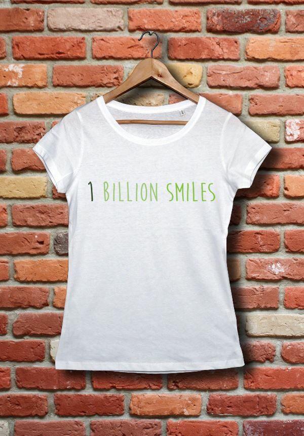1 billion smiles     www.tillusion.ro