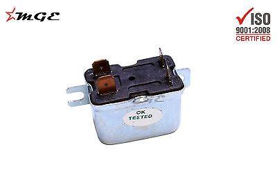 Vespa 125 150 200 PX Arcobaleno T5 Starter Motor Relay / Cutout Relay #E135 @MGE