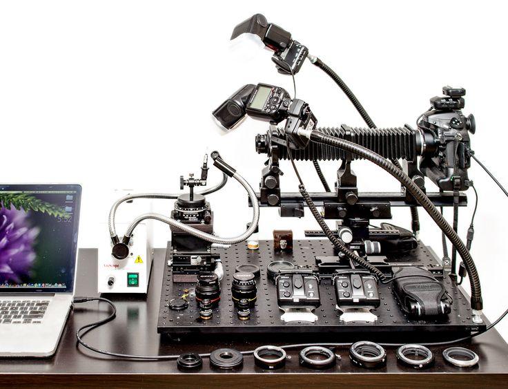 Fab's home Nikon macro rig