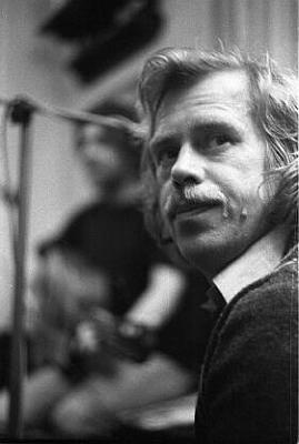 Vaclav Havel (1936-2011), Czech dissident, playwright, politician ninth and last president of Czechoslovakia (1989–1992) and the first president of the Czech Republic (1993–2003)