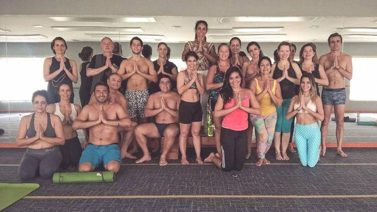 #Hot #Yoga One Studio Rio de Janeiro #Brazil