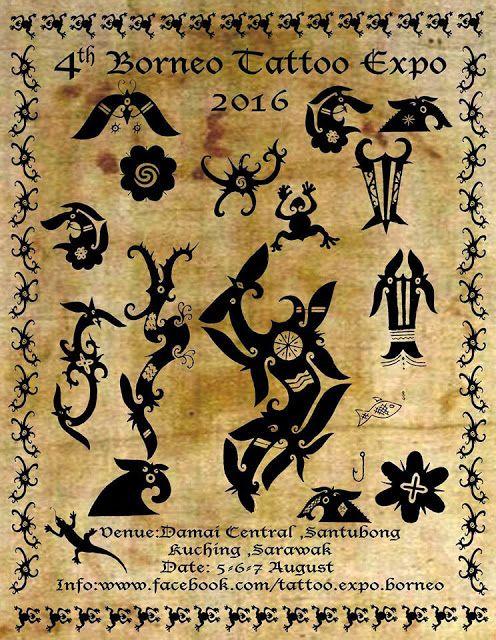 Borneo Tattoo Expo 2016 Kuching Sarawak Travel Blog Malaysia Asia Blog