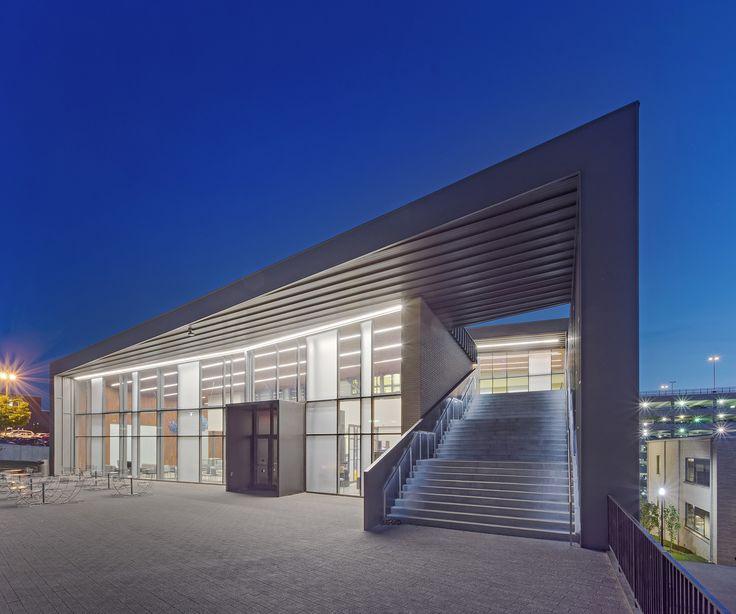 Galería de Universidad de Arkansas Champions Hall / SmithGroupJJR - 7