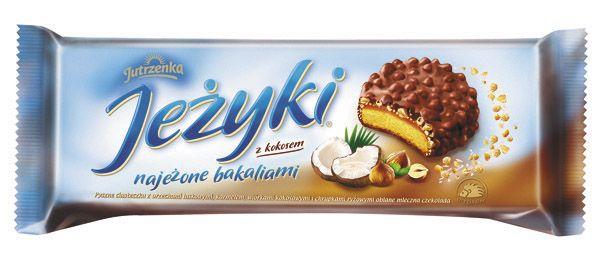 Jeżyki - coconut flavour (Jutrzenka)