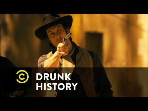 Youtube Drunk History Billy The Kid