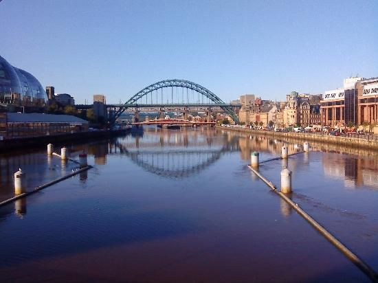 Newcastle upon Tyne, home