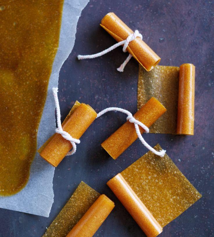Recipes | Mango Fruit Leathers | Louise Fulton Keats