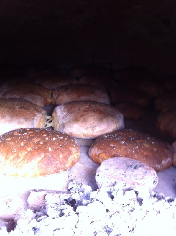 Ve köy ekmeği