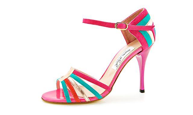Sandale tango Comme Il Fault