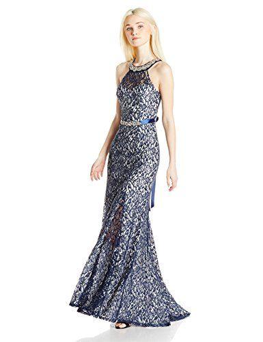 Formal Long Dress Bow