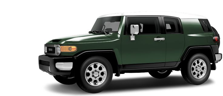 Discover the 2013 Toyota FJ Cruiser today with your Gulf States Toyota dealer. Explore different 2013 Toyota FJ Cruiser specs, like models and colors here.