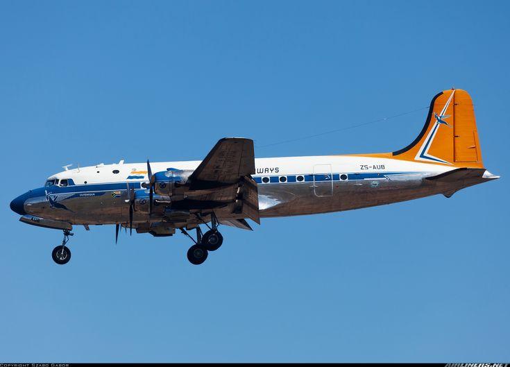 Douglas DC-4-1009; Johannesburg, South Africa