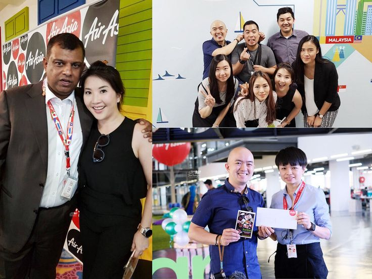 It was fun to attend AirAsia Santan Food Fest held on Monday, May 22, 2017 at AirAsia's RedQ headquarters. After the interview session with the Group CEO, Tony Fernandes, all of a sudden, he made me cry! Hiks.. hiks..