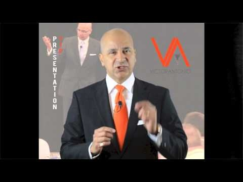 Developing an Attention Grabbing Sales Presentation - Victor - sales presentation