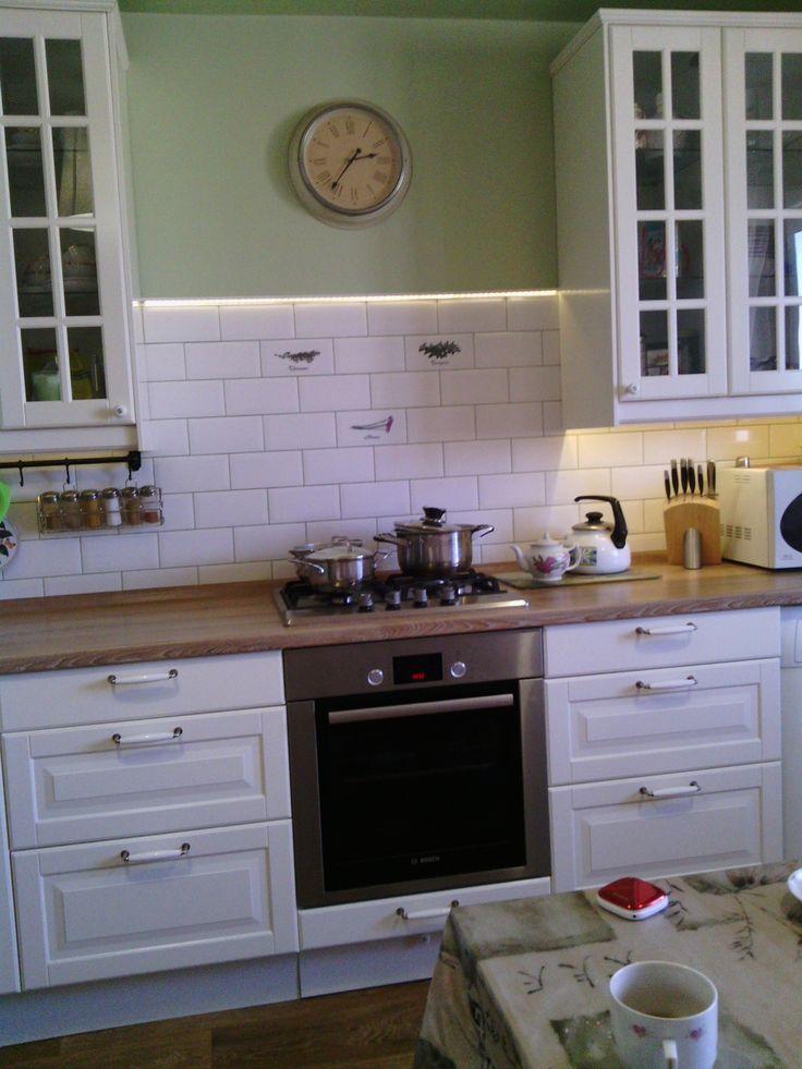 светлая кухня - IKEA FAMILY