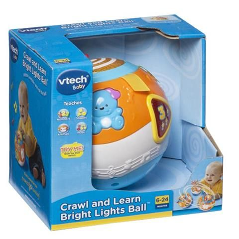 Vtech Crawl And Learn Bright Lights Ball | Kmart $17