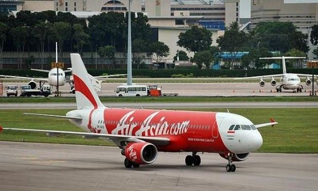 AirAsia Flight QZ8501 Carrying 155 People From Indonesia To Singapore Missing