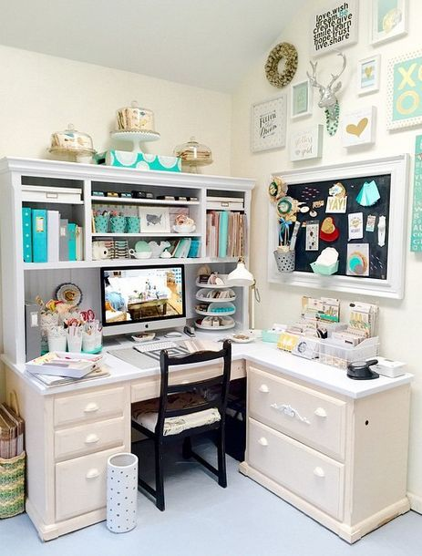 Craft Rooms | Storage Ideas | Where You Create | Creative Scrapbooker Magazine  #craft #rooms #storage