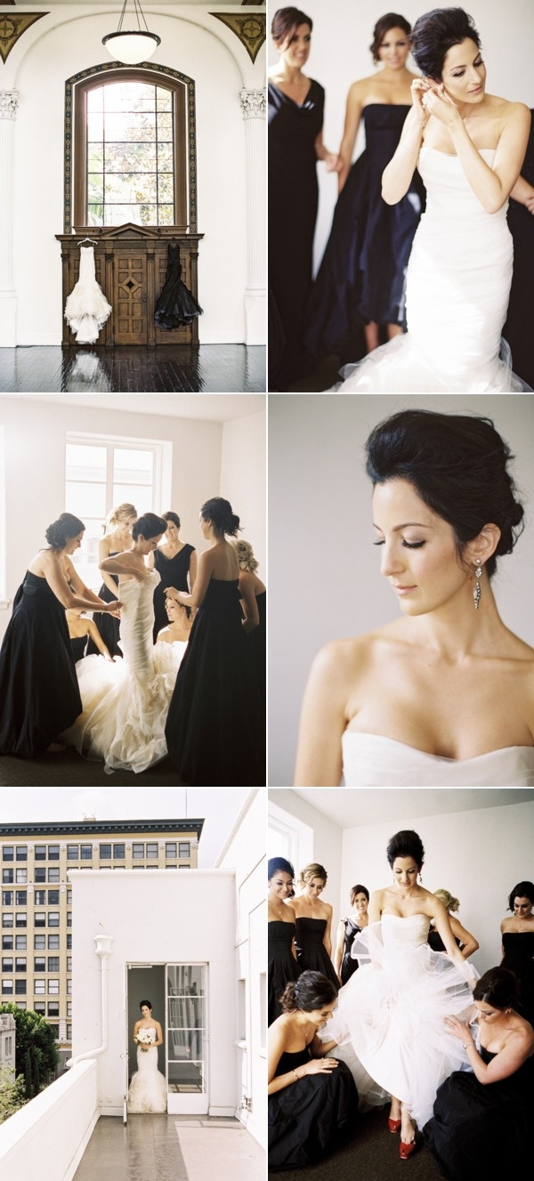 131 best something different black bridesmaids dresses images on los angeles greek wedding from braedon photography black bridesmaid dressesblack ombrellifo Image collections