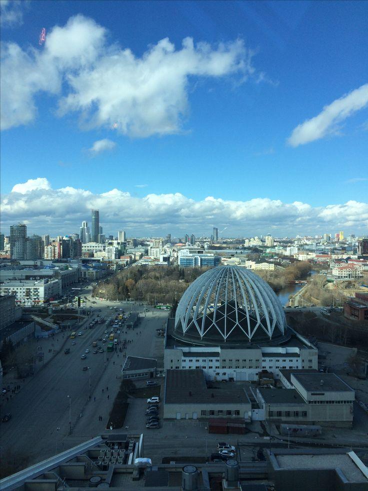 Екатеринбург цирк город