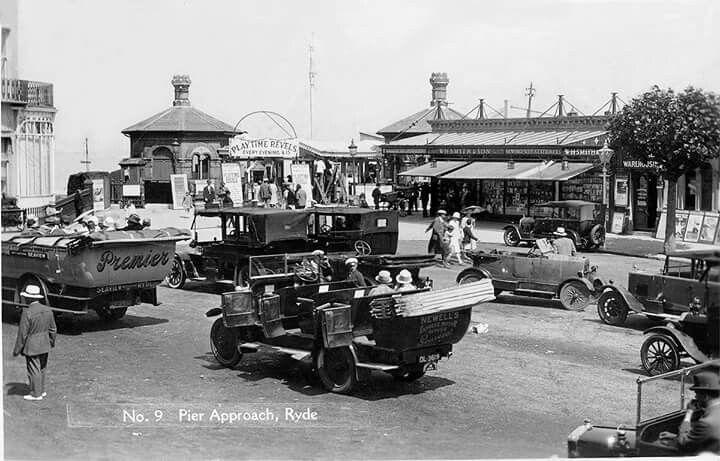 1920's Ryde