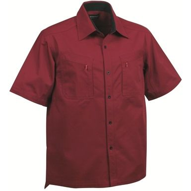 Ideal for either the office or casual outdoors work, Cofra's Hawaii Cool-Dry Short Sleeve Shirt is a comfortable short sleeve garment. It features the Cofra CoolDRY technology on the inner collar to reduce perspiration, and also features side splits for greater comfort when sitting.