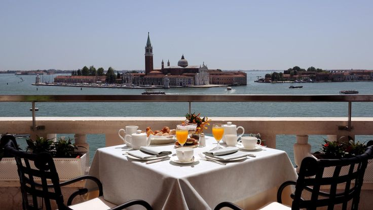 Restaurant Terrazza Danieli | Travel | Pinterest | Venice ...